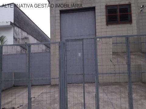 Sala Comercial Em São Paulo - Sp, Jaguaré - Sll0229