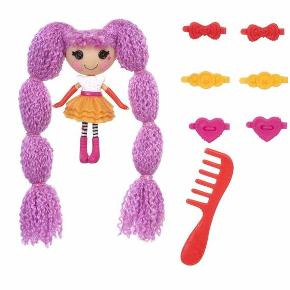 Boneca Lalaloopsy Loopy Hair Mini - Peanut Big Top