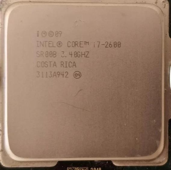 Processador I7 2600 3.4 Ghz / 3.8 Ghz Turbo