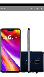 Smartphone Lg G7 Thinq 64gb Preto