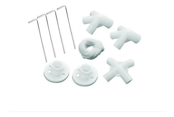 Kit Reparo Gazebo 2,4 X 2,4 - Mor