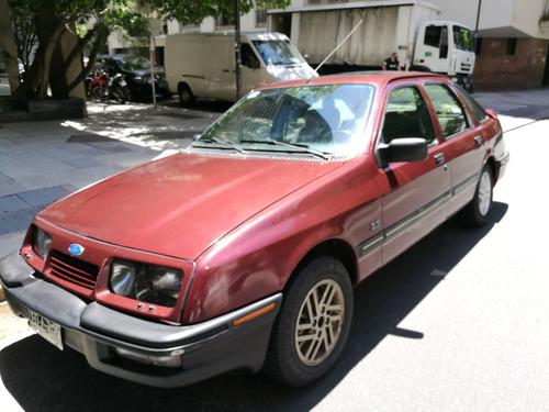 Ford Sierra Ghia Sx Full Bordeaux 1992