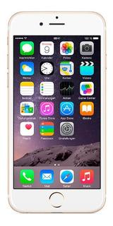 Usado: iPhone 6 64gb Dourado Excelente
