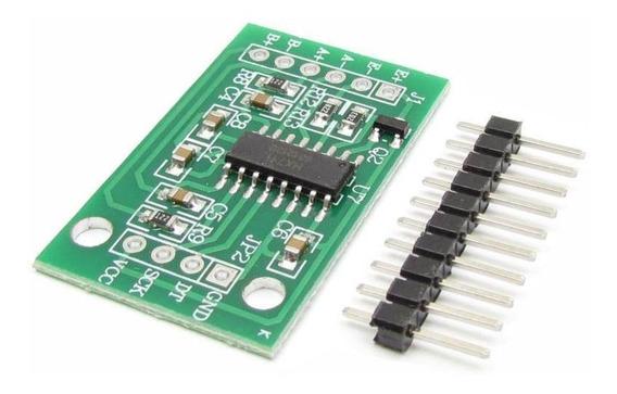 Hx711 24bits Célula De Carga Peso Balança Sensor Arduino