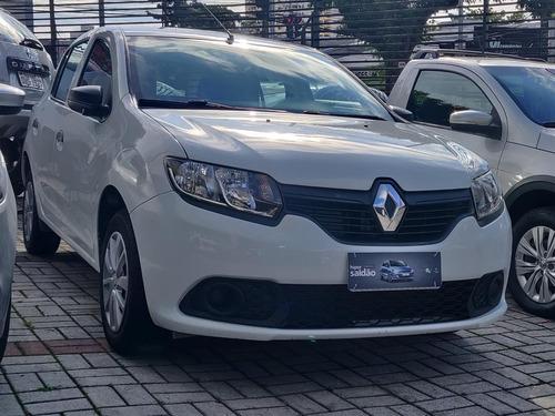 Renault Sandero Authentic Flex 1.0