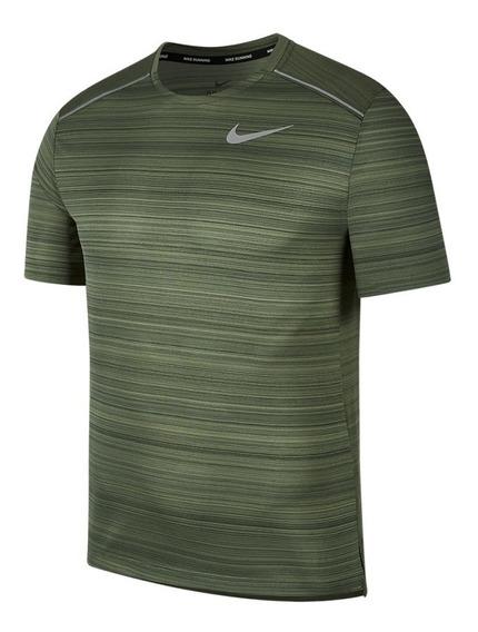 Camisa Nike Sportwear Breathe Miler Dri-fit Masculino Aj7565
