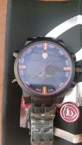 Relógio Army Shark Original Tubarão