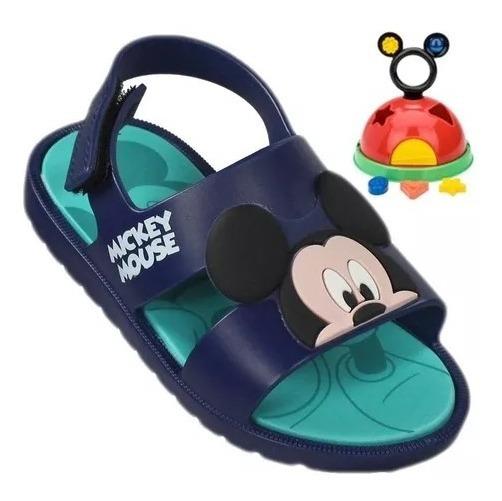 Sandália Infantil Casa Do Mickey Grendene Kids