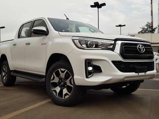 Toyota Hilux 2.8 Srx 4x4 - 2020 - Blindado - 0 Km!
