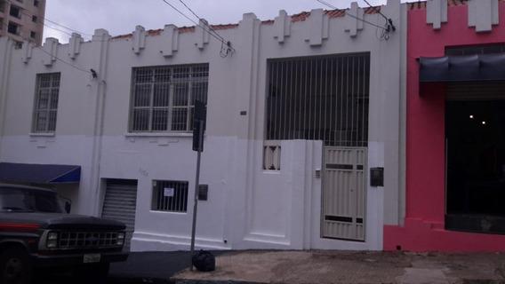 Casa Para Alugar, 227 M² Por R$ 1.200,00/mês - Centro - Piracicaba/sp - Ca2445