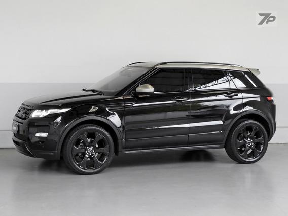 Range Rover Evoque Dynamic Tech 2.0 Turbo 4wd 4p Automátic