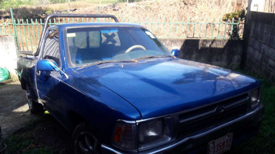 Toyota Hilux, Motor 2400, Año 1991