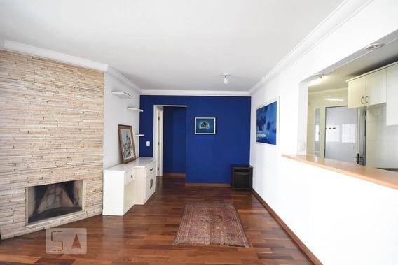 Apartamento No 3º Andar Com 2 Dormitórios E 2 Garagens - Id: 892960644 - 260644