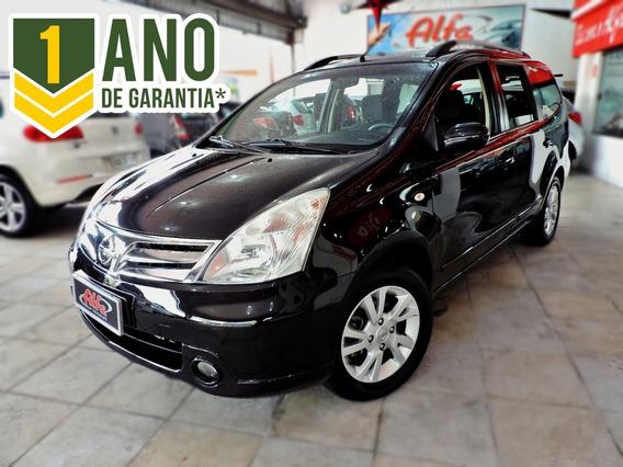 Nissan Grand Livina S 1.8 - Único Dono