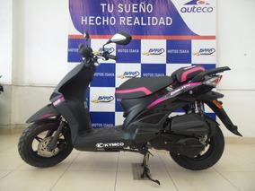 Motocicleta Kymco Digital 125 3.0 Modelo 2018