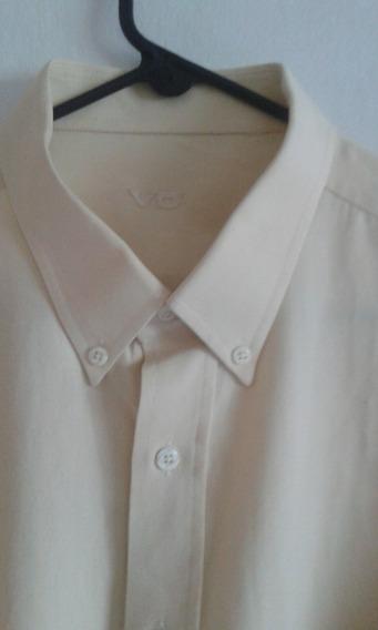 Camisa Manga Larga 2 Verdes