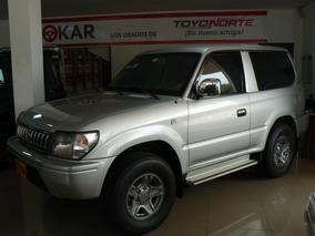 Toyota Prado Sumo Blindado Nivel Ii