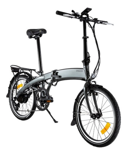 Bicicleta Eléctrica Philco Plegable E-yoga Rodado 20