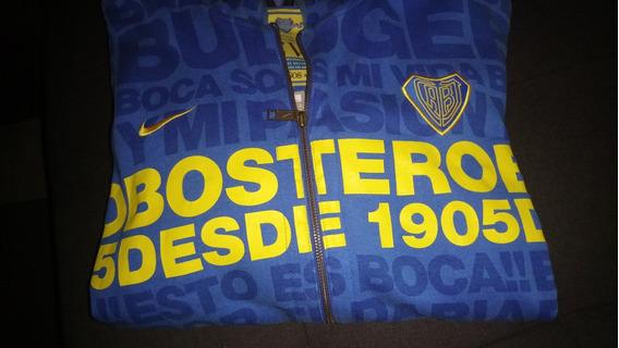 Sudadera Nike Boca Juniors De Colección