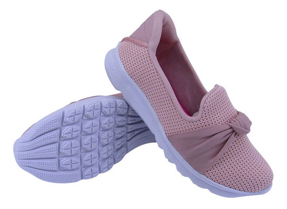Kit Tenis Moviz Slip On Arezz Masculino Feminino Casual