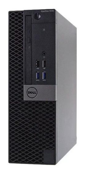 Dell Desktop Optiplex 3040 Sff Core I5-6500 1 Tb 8 Gb W10
