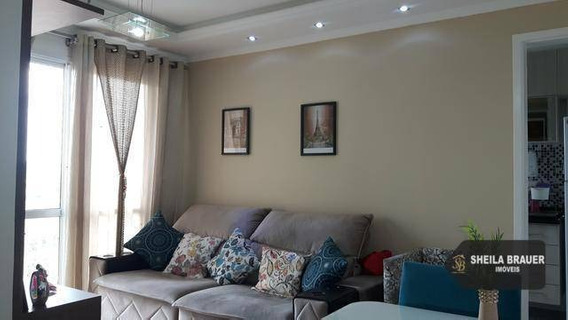 Apartamento Á Venda - Ap0072