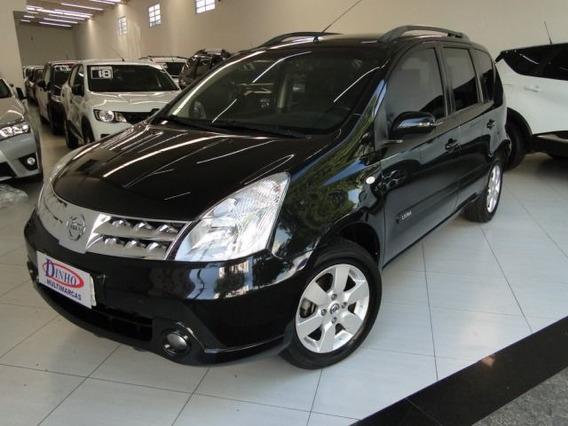 Nissan Livina Sl 1.6 16v Flex, Faq1203