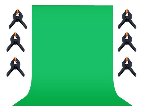 10 Pés Verde Tela Musselina Imagem De Fundo Foto Fotografia