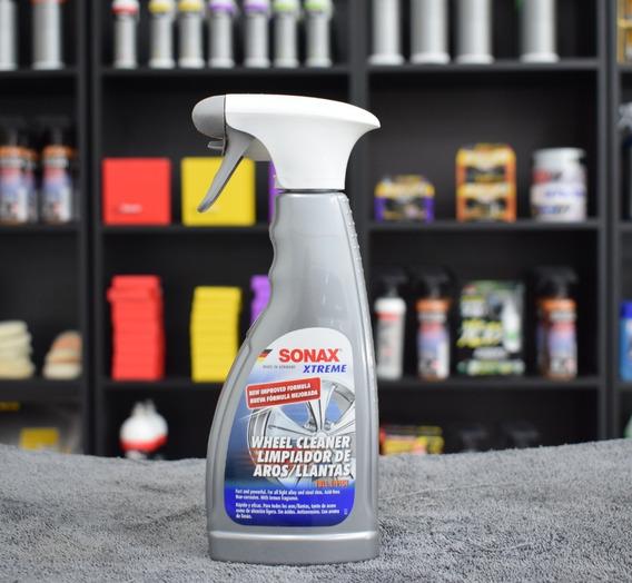 Sonax Wheel Cleaner Limpiador Ferrico Para Llantas - Fixspot