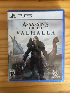 Assassins Creed Valhalla Ps5 Fisico Nuevo Sellado Sevengamer