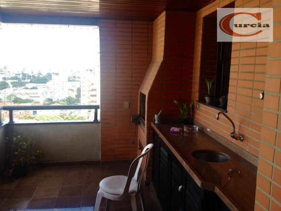Apartamento Com 4 Dormitórios À Venda, 230 M² Por R$ 2.150.000 - Moema - São Paulo/sp - Ap5663