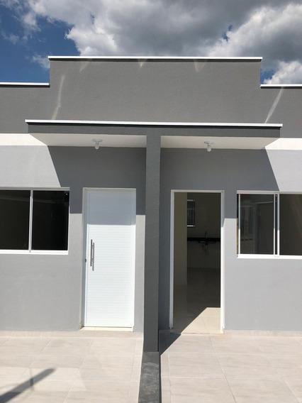 Casa Nova Térrea - Minha Casa Minha Vida - Cajuru - Sorocaba