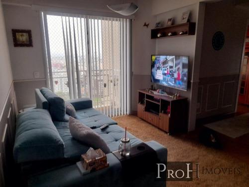 Imagem 1 de 15 de Apartamento Para Venda Em Santo André, Campestre, 3 Dormitórios, 1 Suíte, 2 Banheiros, 2 Vagas - Jequibabi