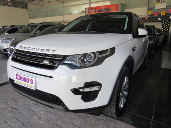 Land Rover Discovery Sport 2.0 Td4 Se 4wd Diesel Automátic