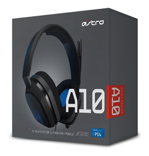 Astro Gaming A10 Diadema Ps4/xone/ Pc / Mobil 3.5mm Stereo