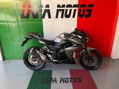 Kawasaki Z300 2018 Financiamos E Parcelamos No Cartão