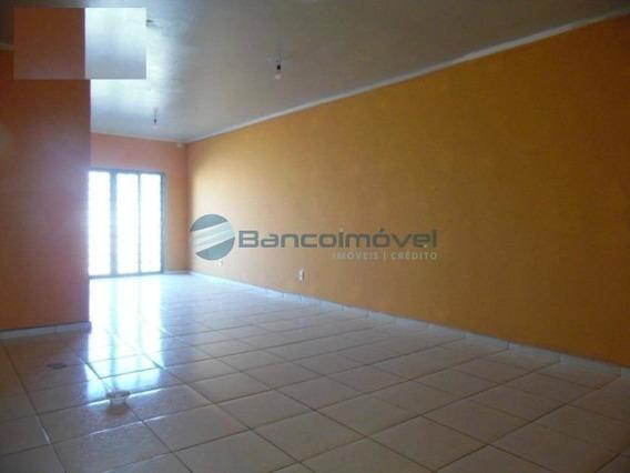 Casa Para Locação Em Vila Bressani, Paulínia!!! - Ca02646 - 68339949