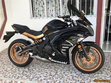 Kawasaki Ninja Ex 650r
