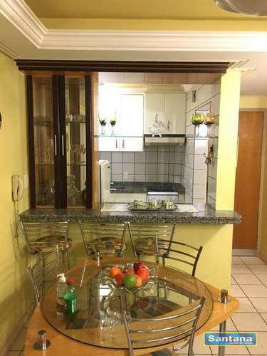Apartamento Com 2 Dormitórios À Venda, 70 M² Por R$ 170.000,00 - Do Turista - Caldas Novas/go - Ap0227
