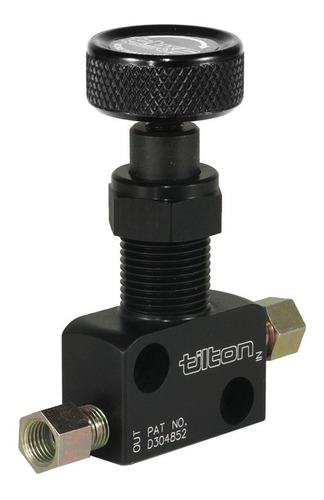 Válvula Reguladora De Presión Tilton