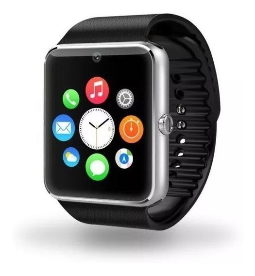 Reloj Celular Smartwatch Gt08 Bluetooth Podometro Etc T11