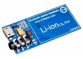 Adaptador Backplane Shield Bluetooth Arduino Xs3868 Ovc3868