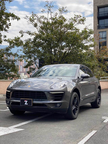 Porsche Macan 2016 3.0 S