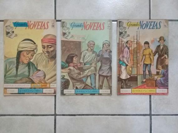 Grandeza De Un Cariño, 1,2,4 Comic Vintage