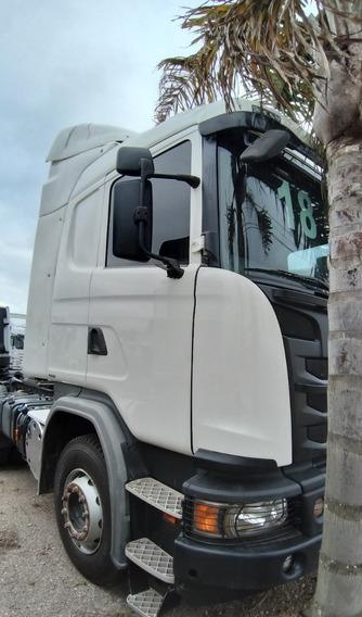 Scania G440 6x4 Selectrucks