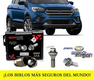 Birlos Seguridad Galaxylock Ford Escape Trend Advance