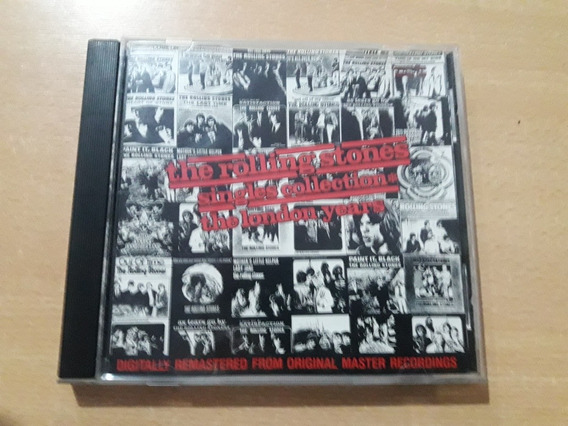Cd The Rolling Stones Single Collection Vol.1