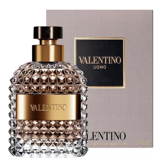Perfume Valentino Uomo Edt 100ml