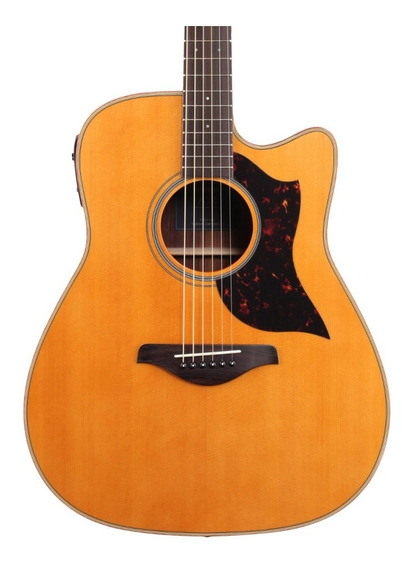 Guitarra Electroacústica Yamaha A1r Vintage Natural Nueva