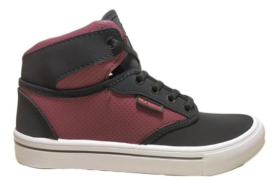 Zapatillas Botas Skate Alta Prowess Sintetico N°35/41